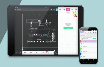 AutoCAD 360. La app de AutoCAD, dwg Online.