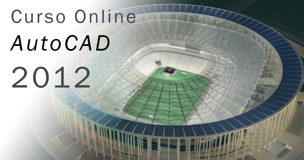 Curso online AutoCad-2012