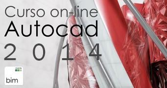 Curso online AutoCad-2014