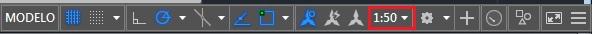 AutoCAD escala de objetos anotativos