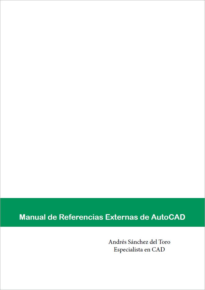 Libro Referencias Externas AutoCAD