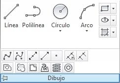elementos de dibujo de autocad