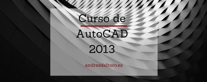 Curso de AutoCAD 2013