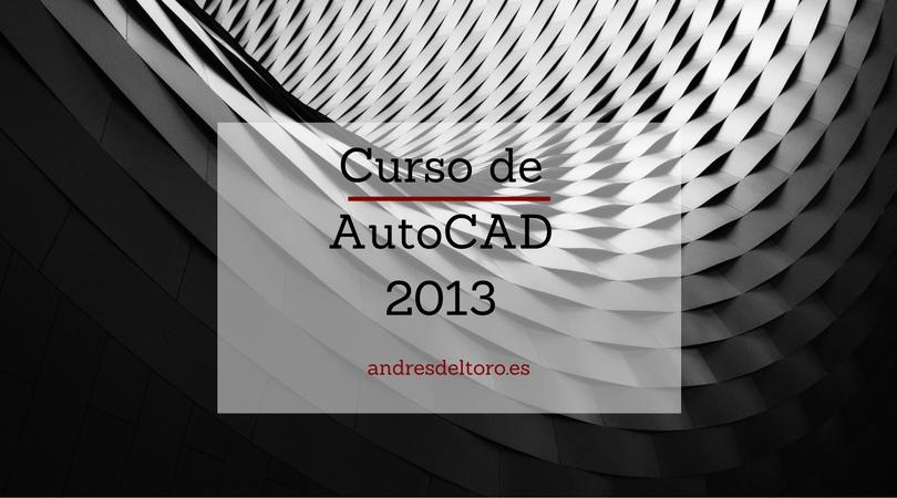 profesor formacion Curso de AutoCAD 2013