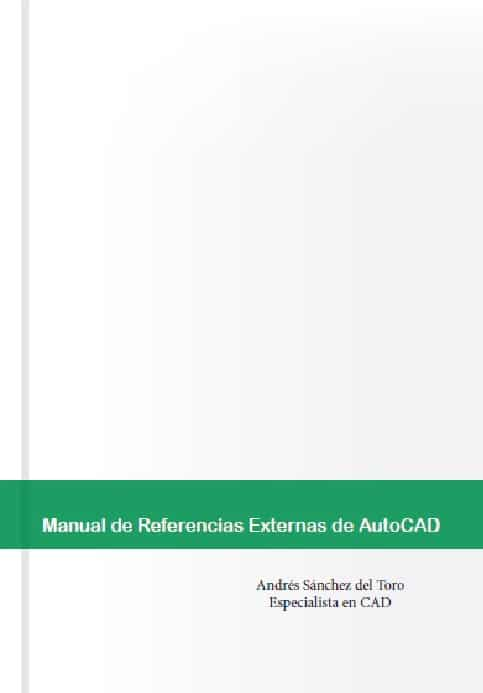 Manual Referencias Externas AutoCAD