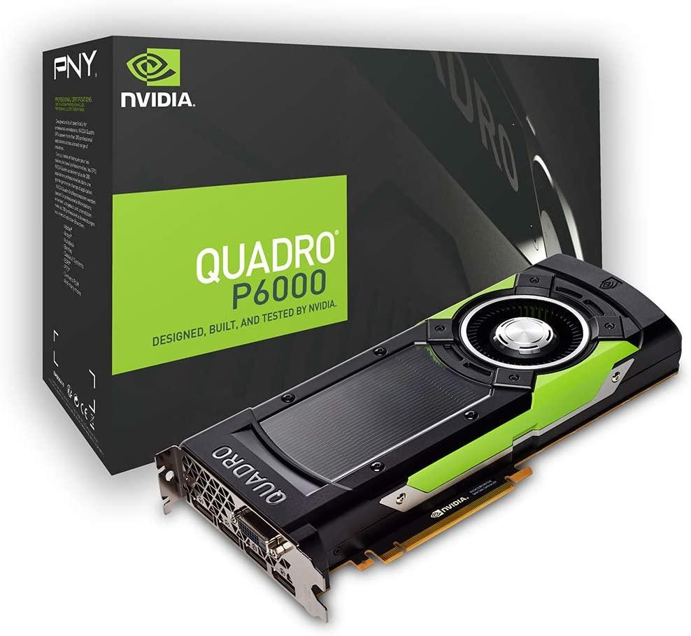 tarjeta grafica para autocad NVIDIA Quadro P6000