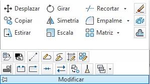 Modificar objetos en AutoCAD y ZWCAD